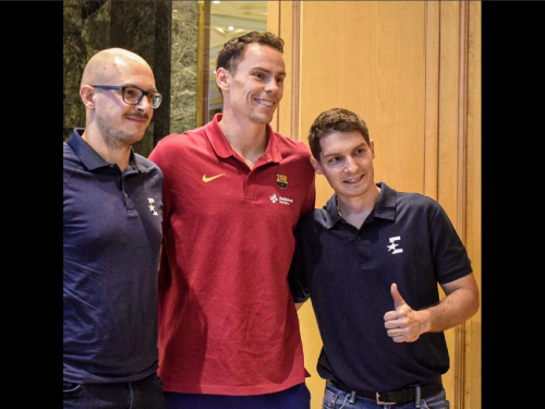 Kyle Kuric, la vita cambiata dal tumore: dalla Summer League al Barcellona