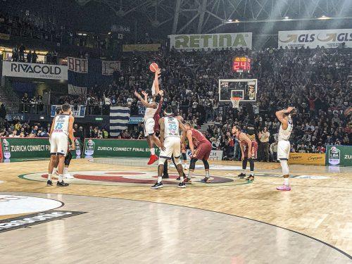 Final Eight Coppa Italia 2020 • Day 4, finale • Umana Reyer Venezia-Happy Casa Brindisi 83-77