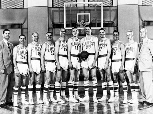 NBA, stagione 1952-53: secondo atto tra Lakers e Knicks