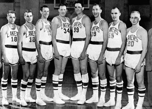 NBA, stagione 1953-54: i Lakers centrano il primo Three-peat della storia