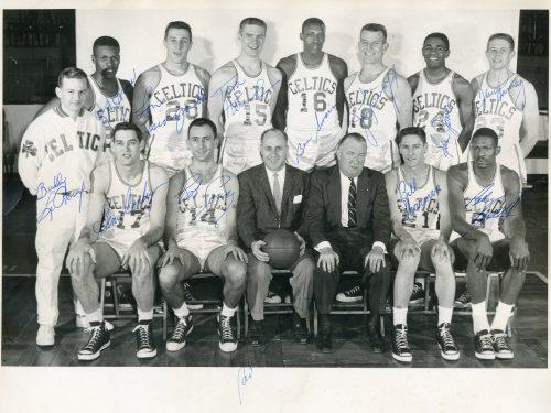 NBA, stagione 1958-59: le prime Finals Boston-Lakers e l'inizio della dinastia Celtics
