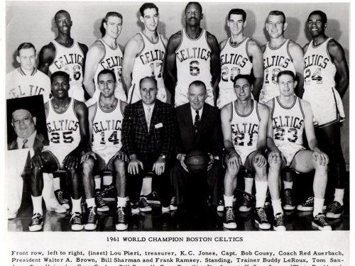 NBA, stagione 1960-61: i debutti di Oscar Robertson e Jerry West