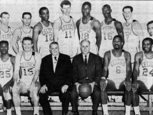 NBA, stagione 1964-65: Wilt Chamberlain va a Philadelphia, ma Boston domina ancora