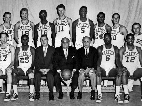 NBA, stagione 1965-66: Red Auberbach si ritira portando i Boston Celtics al nono titolo