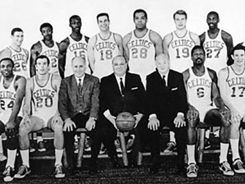 NBA, stagione 1967-68: il decimo titolo dei Boston Celtics