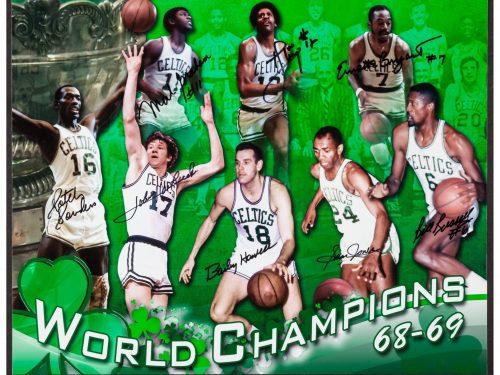 NBA, stagione 1968-69: l'ultimo titolo della dinastia dei Boston Celtics di Bill Russell