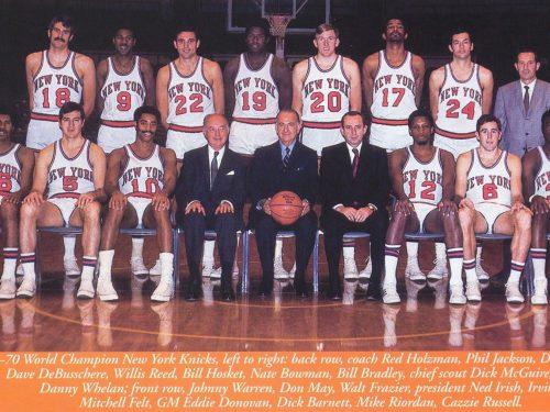 NBA, stagione 1969-70: il primo titolo dei New York Knicks