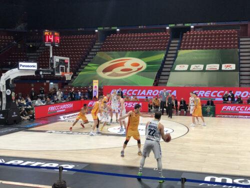 Final Eight Coppa Italia • Day 2, da Cenerentola a semifinalista: la grande rinascita di Pesaro