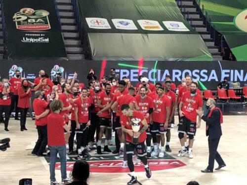 Final Eight Coppa Italia • Day 4, una Coppa Italia giocata come un'Eurolega: chi può battere Milano?