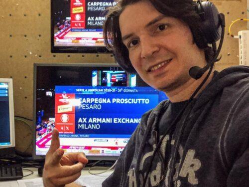 Carpegna Prosciutto Pesaro-AX Armani Exchange Milano 81-88