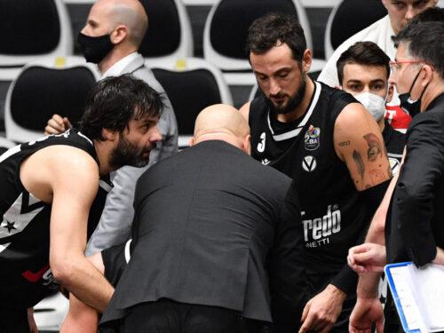 Teodosic e Belinelli, la strana convivenza che ha deciso gara-1 per la Virtus Bologna