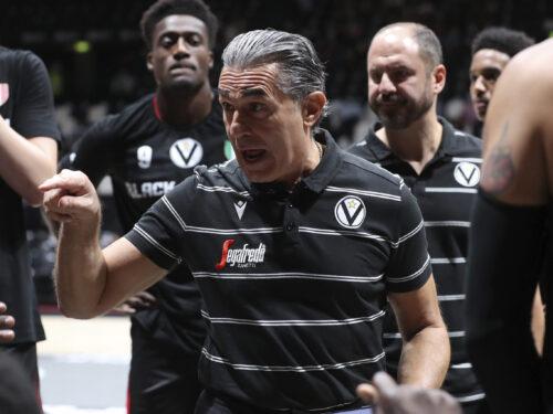 Forte e compatta: Sergio Scariolo ha già preso in mano la Virtus Bologna