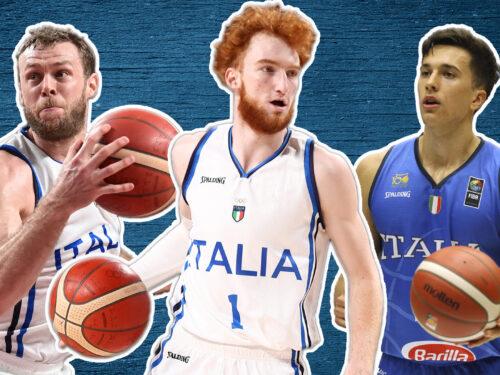Top 10: da Nico Mannion a Nicolò Melli e Matteo Spagnolo, gli italiani da seguire nella stagione 2021-22